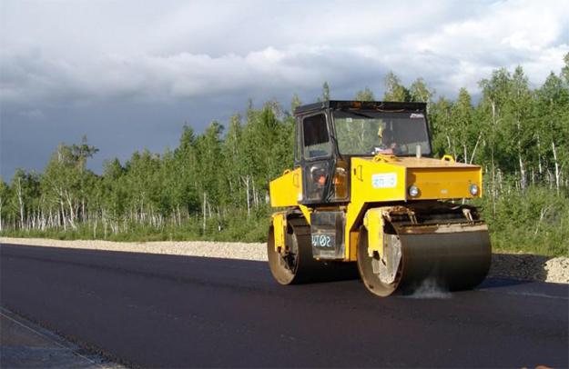 Асфальтирование дорог в Тольятти