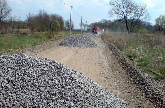 Строительство дорог в Тольятти