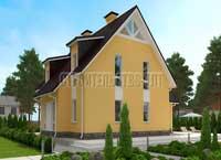 Строительство коттеджа в Тольятти и Самаре