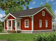 Дачные дома в Тольятти