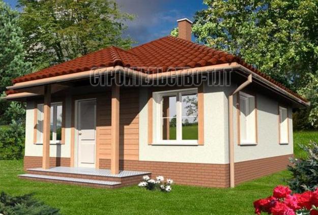 Отделка фасадов коттеджей - ro-strojru