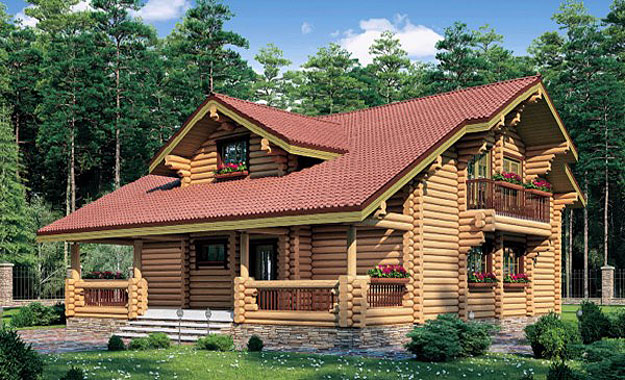 Деревянные дома строительство под ключ