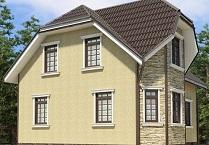 Строительство дома в Тольятти-316