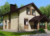 Строительство дома в Тольятти-371