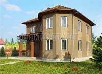 Строительство дома в Тольятти-375