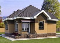 Строительство дома в Тольятти-376