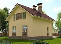 Строительство дома в Тольятти-380