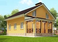 Строительство дома в Тольятти-388