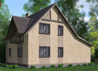 Строительство дома в Тольятти-392