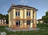 Строительство дома в Тольятти-395
