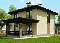 Строительство дома в Тольятти-398