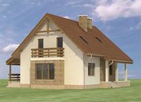 Строительство дома в Тольятти-304