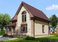 Строительство дома в Тольятти-343
