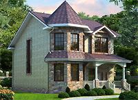 Строительство дома в Тольятти-346