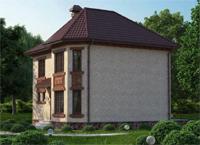 Строительство дома в Тольятти-348