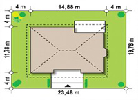 Строительство дома в Тольятти-362