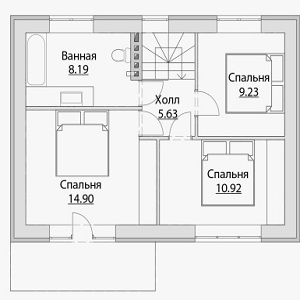 План дома-397