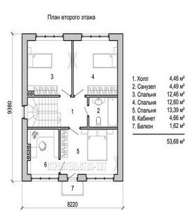 План дома-399.14