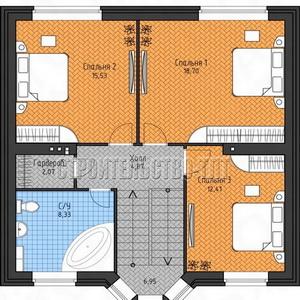План дома-390