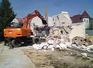 Демонтаж в Тольятти