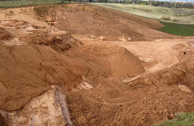 Заказать песок строительный