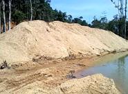 Цена речного песка