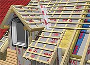 Гидроизоляции крыши