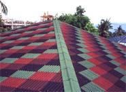 Кроем крышу ондулином