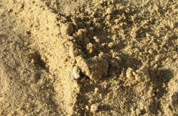 Горный песок цена