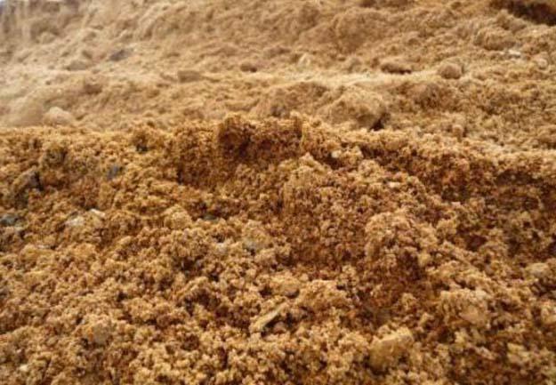 Карьерный намывной песок